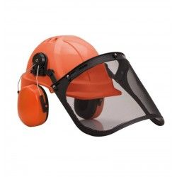 Casco Combi Kit Forestal