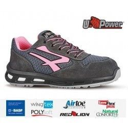 https://www.ropadetrabajo.com: Zapato de seguridad U-POWER Cherry