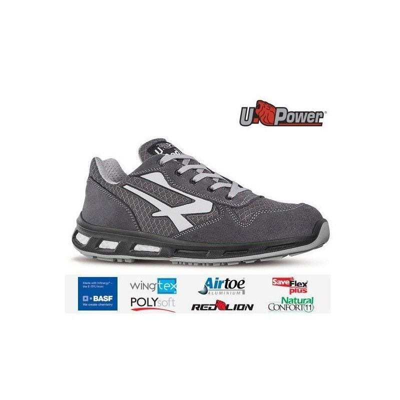 https://www.ropadetrabajo.com: Zapato de seguridad U-POWER Push